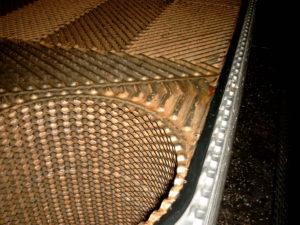 Ablagerungen durch Biofouling im Plattenwärmetauscher machen Reinigen erforderlich