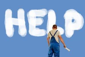 HELP - Wir helfen gerne!
