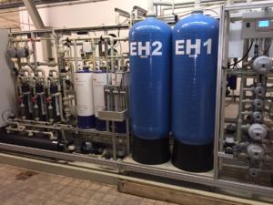 Wasseraufbereitungsanlagen für die Industrie