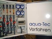 Schaltschrank mit aqua-Tec-Verfahren
